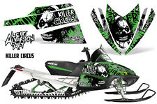 AMR Racing Arctic Cat M Series Snowmobile Graphic Kit Sled Wrap Decals CIRCUS G