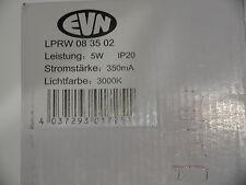 EVN Lichttechnik LED Einbau Panel ws 4W 3000K 85mm rd. LP RW 083502
