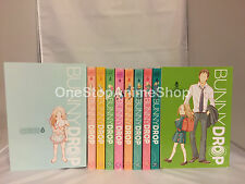Bunny Drop ( Vol 1 -10 ) English Manga Graphic Novels SET Brand New Lot complete