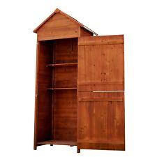 Casetta armadio armadietto ricovero per attrezzi giardino ripostiglio in legno