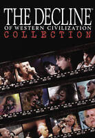 DVD: The Decline Of Western Civilization Collection, Set of 4 with Booklet VG