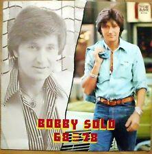 SOLO BOBBY 68 78  UNA LACRIMA SUL VISO NON ARROSSIRE DOLCE LP SEALED 1977 ITALY