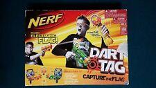Nerf Dart Tag Capture the Flag Complete Set