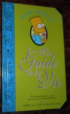 Mon guide de la vie Bart Simpson Matt Groening  2001