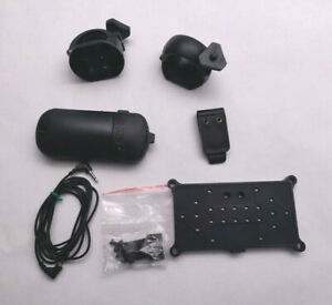 Portable LED Bike Turn Signal Indicator Light - Quick Release Clamp - Belt Clip