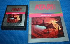 Atari 2600 Cart and Manual: Vanguard Picture Label