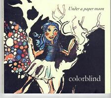 (GM3) ColorBlind, Under a Paper Moon - 2007 CD