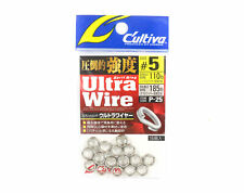 Owner P-25 Ultra Wire Split Rings Size 5 (5121)