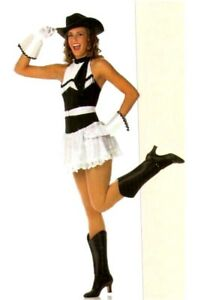 How Bout Them Cowgirls Dance Costume Cheer Baton Jazz Tap Showcase Child Small
