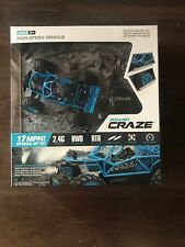 Power Craze Rc Off-Road Vehicle - 2.4G Controller - Rwd - Ready To Run - 17mph