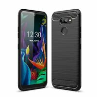 Lg K40S Case Phone Cover Protective Case Bumper Shell Black