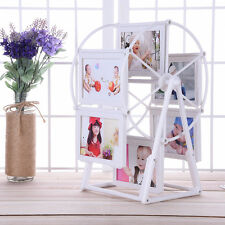 White Windmill Shape Photo Frame Picture Frames Ferris Wheel New Home Decoration