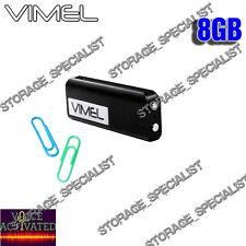 Listening Device Vimel 8Gb Audio Voice Recorder Voice Activated