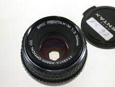 PENTAX SMC-M 2/50 50mm F2 MANUAL FAST STANDARD LENS /14