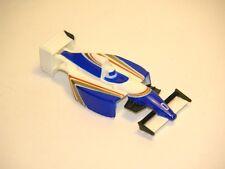 TCR carrosserie neuve Williams F1 n° 0 pour chassis MK3 et MK4 !