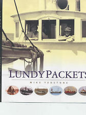 Lundy Packets by Mike Tedstone (Hardback, 2001)