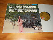 THE SANDPIPERS - GUANTANAMERA / GERMANY-LP