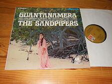 THE SANDPIPERS - GUANTANAMERA / GERMANY-LP