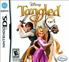 Tangled (Nintendo DS, 2010) Factory Sealed & Ships Free