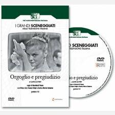 Collezione DVD I grandi sceneggiati RAI n° 24 Orgoglio e pregiudizio (puntate 1-