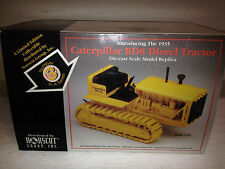 Caterpillar RD8 Diesel Tractor - OVP - Limited Edition