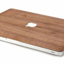 "Stylish Wood Design Macbook Skin Real Wood 11"" Air / Pro/ Retina Wooden Cover"