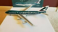 Aviation200 Cathay Pacific B 747-267B 1:200 Spirit of Hong Kong 1997 Cols B-HIB