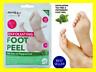Derma V10 Exfoliating Foot Peel Sock Mask Baby Silky Soft Feet Removes Dead Skin
