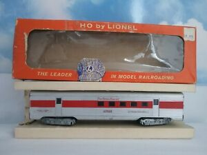 """Lionel HO Scale 0704-1 """"The Texas Special"""" RPO Passenger Car with BOX"""