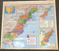 US CONFEDERATE STATE 1862 VA MAP PITTSYLVANIA POWHATAN COUNTY civil war history