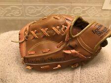 "Louisville Slugger LSG610  10.75"" Youth 5-7 Baseball Glove Left Hand Throw"