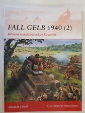 Osprey Book: Fall Gelb 1940 (2) Airborne assault on the Low Countries - Camp 265