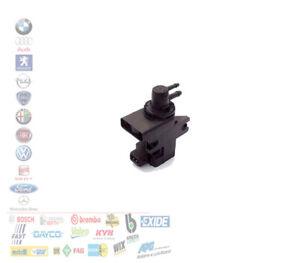 ELETTROVALVOLA CONVERTITORE PRESSIONE GAS SCARICO ALFA 156 166 1.9 2.4 JTD 9039