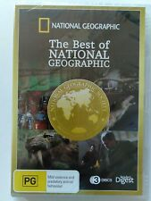 The Best of National Geographic DVD Saxon Gold Prehistoric Hunters Megafactory