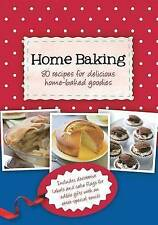 Gift Tag Cookbook - Home Baking by Parragon (Spiral bound, 2011)