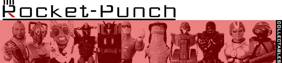 ROCKET-PUNCH COLLECTABLES