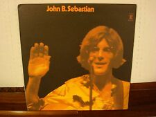 "JOHN B. SEBASTIAN LP (1970) 12"" REPRISE RS 6379 FOLK POP ROCK 33 RPM EX / EX"