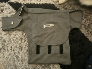 Thundershirt Anxiety Coat for Dog, Grey, Extra Large. , Fast Dispatch