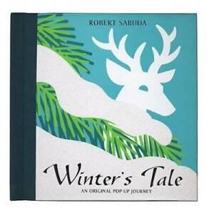 Winter's Tale - Hardcover By Sabuda, Robert - GOOD
