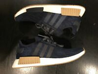 Adidas NMD R1 NOMAD LEGION NAVY GUM SOLE EXCLUSIVE IN STOCK CQ0859 SIZE 8-12