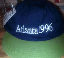 Adidas Atlanta Olympics 1996 Retro Cap - Marine/Eucalyptus  Official Product