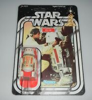*RECARDED* 1978 Star Wars R5-D4 Droid Figure Complete Sealed *CUSTOM Card Back*
