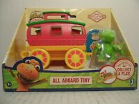 Jim Henson's Dinosaur Train All Aboard Tiny Playset New in Package!
