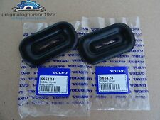 VOLVO 665124 P1800 REAR PANEL BRACKETS RUBBER GROMMETS