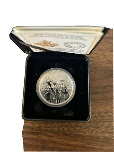 2020 Proof Silver Dollar 75th Anniversary Of V-E Day