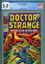 Doctor Strange #171 (Marvel 1968) CGC Certified 5.5