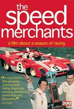 The Speed Merchants (New DVD) 1972 Sportscar Championship Andretti Vic Elford