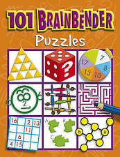 101 Brainbender Puzzles,That Top,New Book mon0000065064