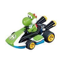 Carrera Nintendo Mario Kart 8 Yoshi 1:43 Electric Slot Car NEW IN STOCK