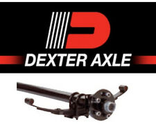 3500lb 3.5K 89-74 6150662 Dexter Axle With Springs & Hanger Kit Build-A-Trailer